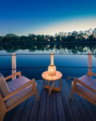 Schwimmende Suiten Usedom