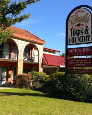 Idlewilde Town & Country Motor Inn Pambula