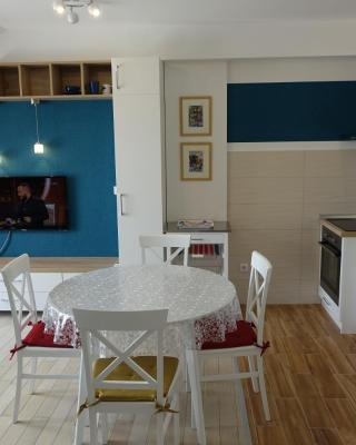 Apartment Blue