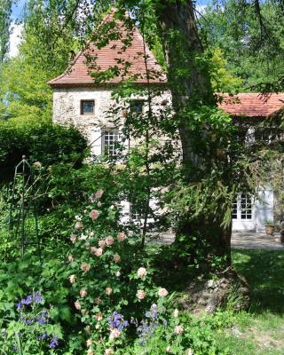 Moulin de Repassat Etape Voie Verte