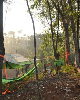 Camp at Aclat Meadows