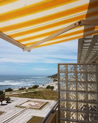 Van Gogh Style Beach
