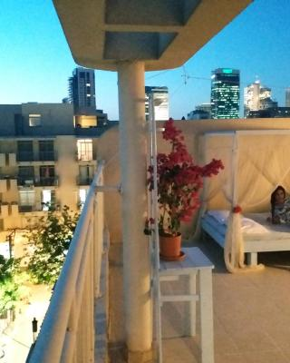 Dream Penthouse In Florentin