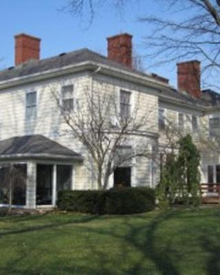 Farrell House Lodge at Sunnybrook Trout Club
