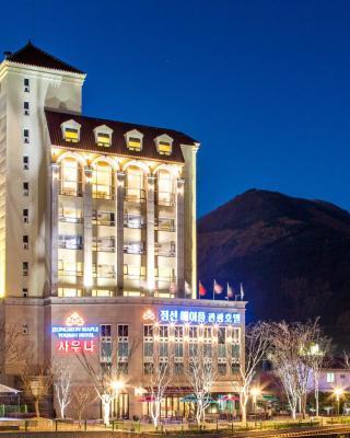 Jeongseon Maple Hotel