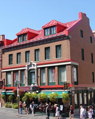 ホテル デュ ヴュー ケベック