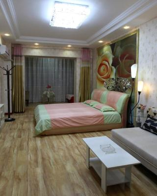 Zhangye OuShaYi Family Apartment