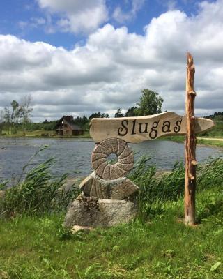 Brīvdienu māja Slugas