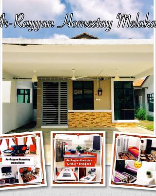 Ar-Rayyan SemiD Homestay Melaka