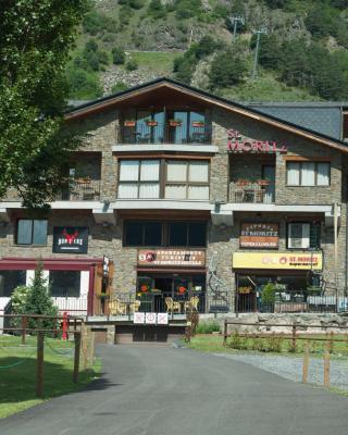 Apartaments Sant Moritz