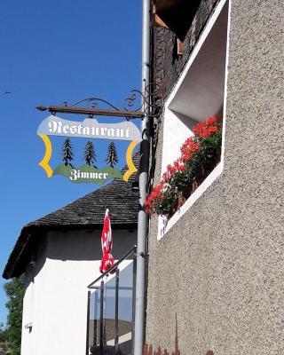 Pension-Restaurant Drei Tannen