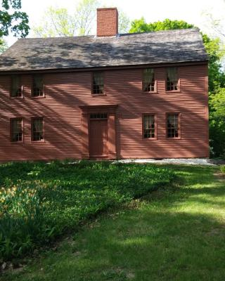 The Major John Gile House c.1763
