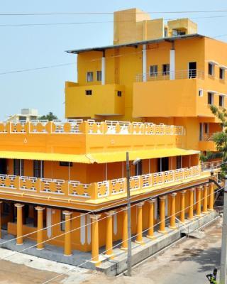 Hotel Anandhiram Heritage