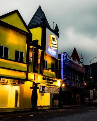 Golden Roof Hotel Sunway Ipoh City