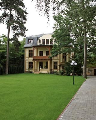 Residenz Villa Kult