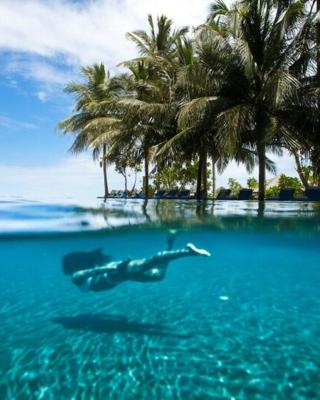 The Sun Siyam Iru Fushi Luxury Resort Maldives