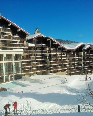 Les Terrasses Du Mont Blanc