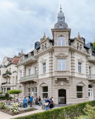 ホテル ヴィラ グルーネヴァルト