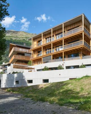 Alpine Lodge Chesa a la Punt