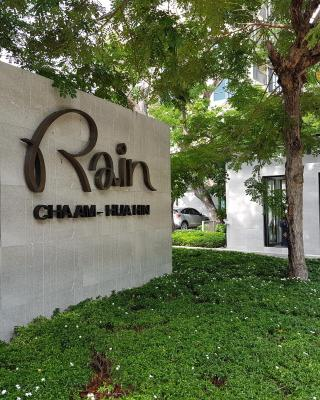 The Rain Cha-am Huahin By Thanon