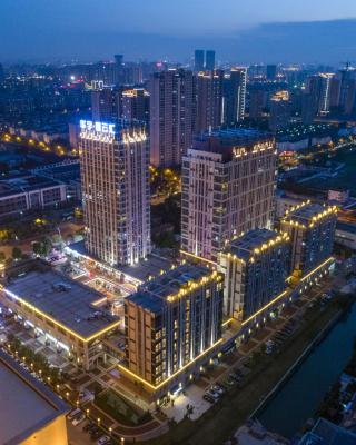 Suzhou Maoyuan Qiluo Pushi Apartment