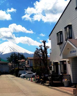 富士山景K的房子- 背包旅舍