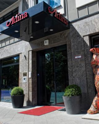 Adina Apartment Hotel Berlin Mitte