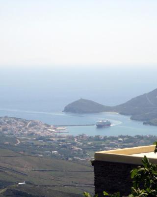 Villa Pergola Andros