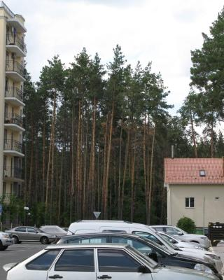 Apartments Among Pines