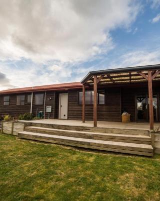 Te Anau Mountain View