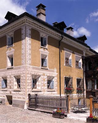Historic Hotel Chesa Salis