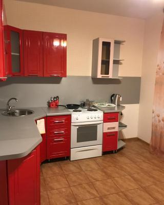 Apartment on Vvedenskaya street 135