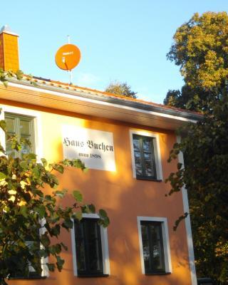 Ferienwohnung Waren (Müritz) - Haus Buchen am Tiefwarensee - 2 Zi