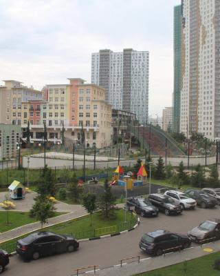 Apartment Molodezhnaya 2