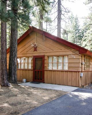 Take Ten Gardner Mountain Cabin