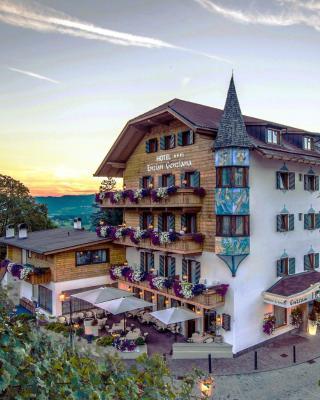 Hotel Enzian Genziana