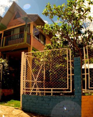 Cabana hotel eco turistico el EDEN