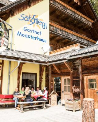 Erlebnisgasthof Moasterhaus