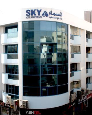 Sky Hotel Apartments, Dubai, UAE - Booking com