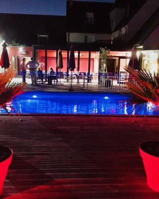 Les Terrasses de Saumur - Hôtel Restaurant - Appartements & SPA