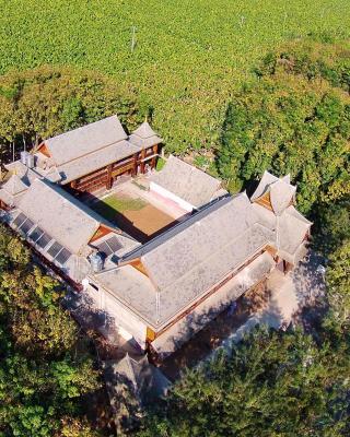 Xishuangbanna Dai Garden Shala Yard Yododo Inn