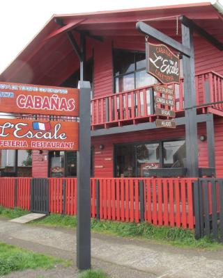 Cabanas y Restaurant L'ESCALE