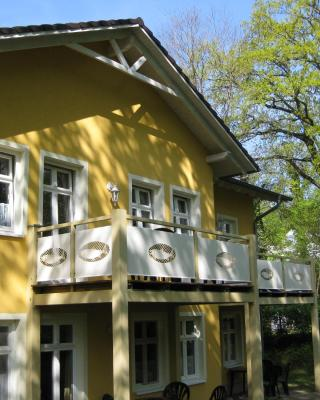 Ferienwohnung Familie Böckmann im Ostseebad Zinnowitz auf Usedom