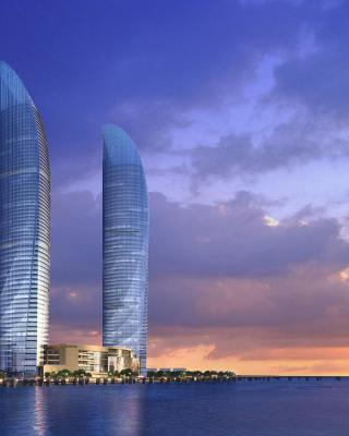 Xiamen Twin Tower Silver Seaview Apartment