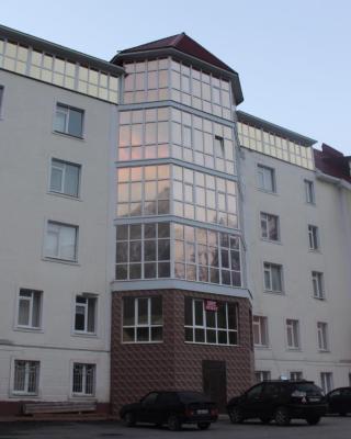 Студия с панорамными окнами
