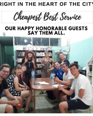 Dazhong Backpacker's Hostel