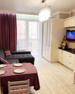 Apartment on Mayskiy