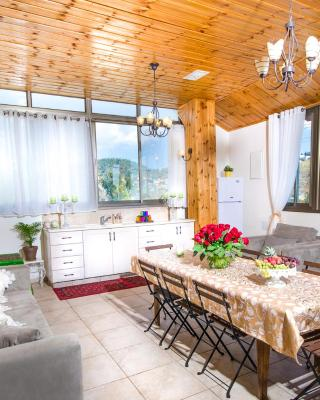 The spirit of Tzfat villa