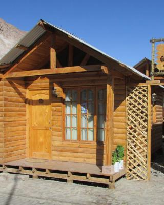 Cabañas Turisticas Guañacagua Valle de Codpa