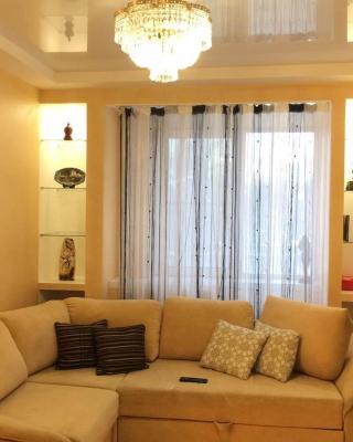 Apartment on Preobrazhenskaya 82-1